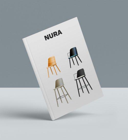 Capa catalogo download NURA